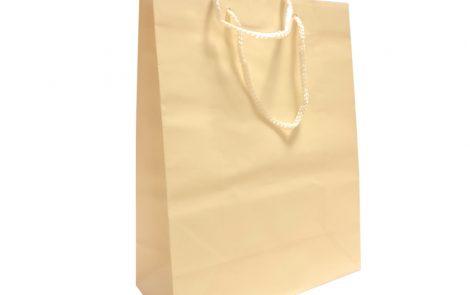 shoppers carta con cordino Rosati Carta