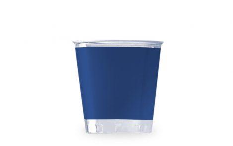 Bicchiere kristal blu coordinati extra Rosati Carta