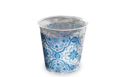 Bicchiere kristal arabesque coordinati extra Rosati Carta