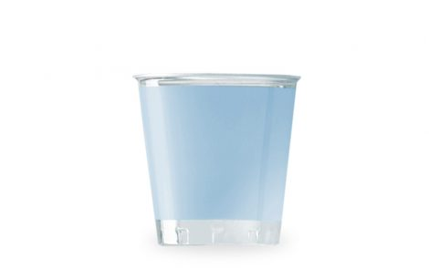 Bicchiere kristal carta zucchero coordinati extra Rosati Carta