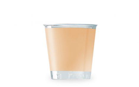 Bicchiere kristal pesca coordinati extra Rosati Carta