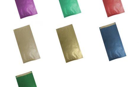 Sacchetti Sealing Generici colori Rosati Carta