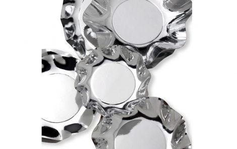 Set coordinati Petalo argento extra Rosati Carta
