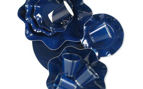 Set coordinati Petalo blu extra Rosati Carta