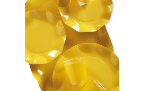 Set coordinati Petalo giallo extra Rosati Carta