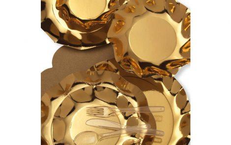 Set coordinati Petalo oro extra Rosati Carta