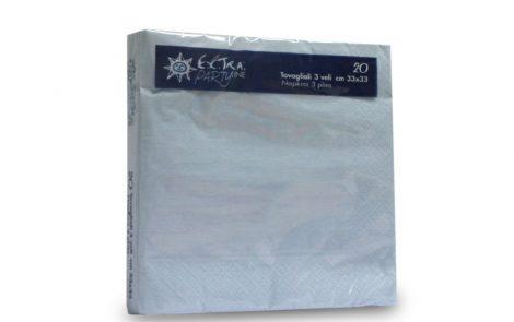Tovaglioli carta zucchero tinta unita coordinati extra Rosati Carta