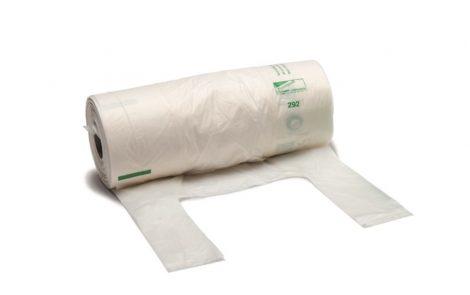 Sacchetti biobased rotolo a strappo Rosati Carta