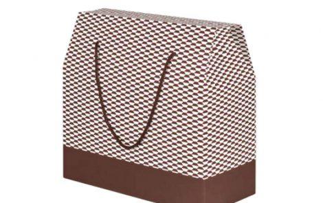 Scatole borsa medie cacao Rosati Carta