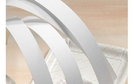 Strisce di Cartone Bianco per pasticceria Rosati Carta