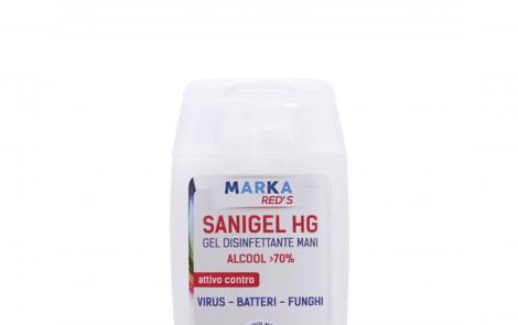 MK55601 disinfettante mani